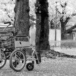 リハビリと車椅子