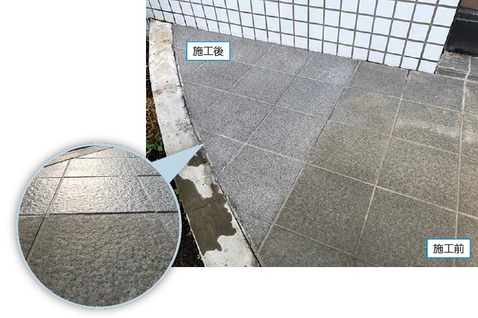 床面の施工例