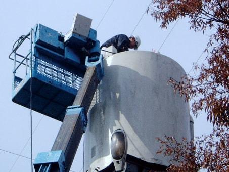 貯水槽の維持管理