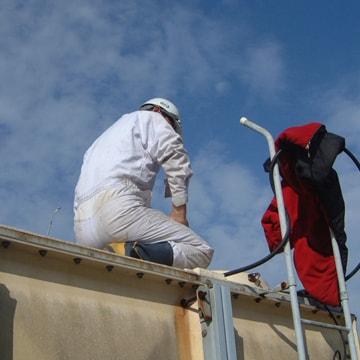 貯水槽清掃業務