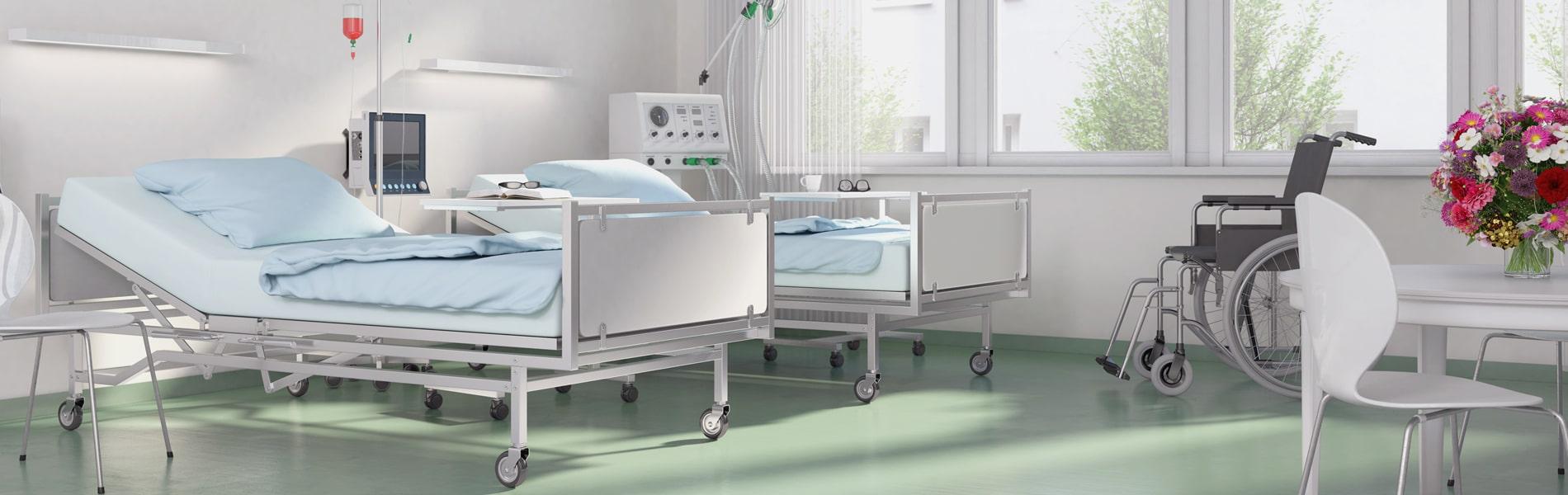 静城産業の病院感染対策清掃