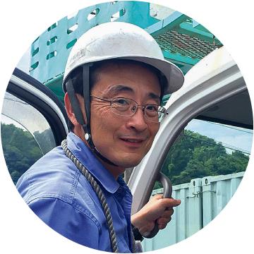 静城産業 代表取締役 梅澤卓也