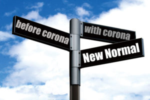 新型コロナのある社会とルール